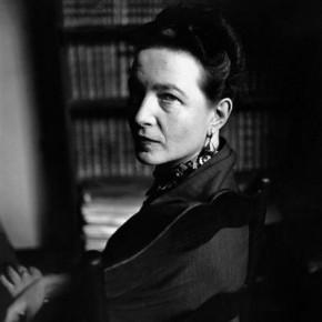 Simone de Beauvoir et les existentialistes.