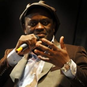 Alain Mabanckou, les sanglots de l'homme noir.