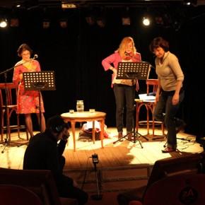 Les voix des Polyphonies, notre partenariat avec la Maison de la poésie de Rennes.