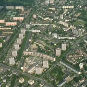 Le logement social à Rennes au temps des Trente glorieuses.