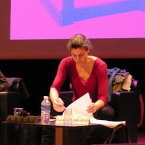 """Charlotte Nordmann, """"L'école est organisée pour créer des hiérarchies""""."""