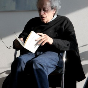 Bernard Noël, entretiens et lectures.