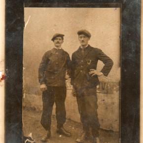 Alexandre et Augustin. N°650