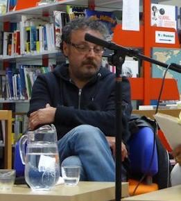 """Poème dit par Jean-Christophe Belleveaux, """"Démolition""""."""