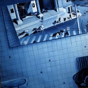 Jacques Monory, le bleu Revolvers. N°678