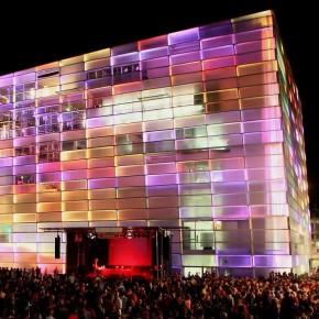 Architectural SonarWorks, invité au Festival Ars Electronica.