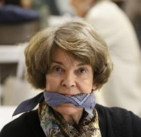 """Susan George, """"le traité TAFTA est une chape de plomb sur les gouvernements""""."""