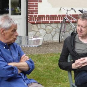 William Cliff et Ian Monk, lecture à deux voix « énergiques et libres ».