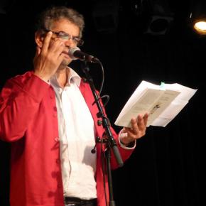 """Mohamed El Amraoui, """"L'horizon du poète, c'est les veines de demain."""""""