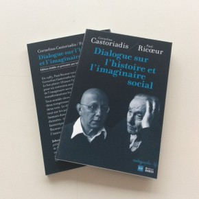 Castoriadis/Ricoeur, dialogue. N°742