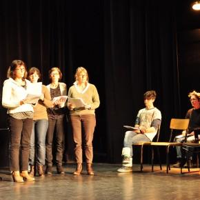 """Le Théâtre Berloul de Romillé joue """"L'Instruction"""", une pièce de Peter Weiss. N°781"""