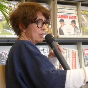 """Marie Cosnay, """"Jours de répit à Baigorri."""""""