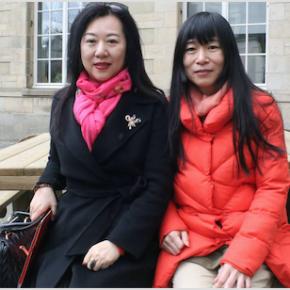 Xiao Xiao et Zheng Xiaoqiong, voix nouvelles de la poésie chinoise.