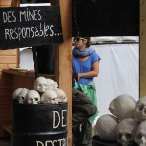 """Virée en Kreiz Breizh: le """"Festival des luttes"""", à Plougonver (22). N°850"""