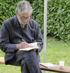 """Pascal Commère, """"Mémoire, ce qui demeure."""""""