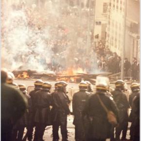 Le 4 février 1994, la colère des marins-pêcheurs bigoudens. N°877